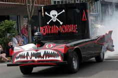 The Deathmobile from Animal House 1978, was based on a heavily modified 1966 Lincoln Continental.