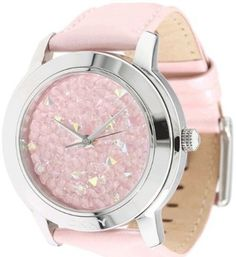 DKNY Glitz Pink 3-Hand Analog Women's watch #NY8476 DKNY. $103.90. 44mm Case Diameter. Quartz Movement. 50 Meters / 165 Feet / 5 ATM Water Resistant. Mineral Crystal. Save 23% Off!