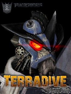 ROTF HFTD Terradive by ~capcomkai2008 on deviantART