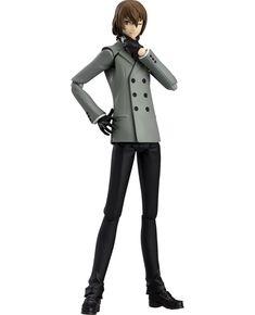 Max Factory Good Smile Persona 5 Futaba Sakura Figma Action Figure USA Seller