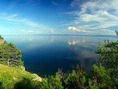 Beautiful Landscape photography : Lake Baikalis the world's deepest lake; it is the second mostvol