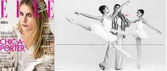 March'16 #Elleit - #ss16 #ballet #danieladallavalle #elisacavaletti