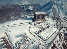 Tempio di Garni, Armenia.