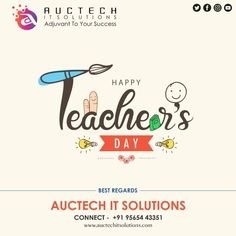 #HAPPY #TEACHER'S #DAY Looking for Designing Company ???? Visit Us Our Different Approach We are providing following services for cultivate real estate Contact Us Our Unique Design 9565443351,8840438745,7618033205 Auctech IT Solutions .. .. ... ... .... .. .. ... .. .. .. #logo #Designing #Brochure #3dwalkthrough #3DViews #Office #branding #Video #presentation #live #Shoot #Corporate #Digital #Promotion #SEO #SMO .. .. ... ... .... Call- 8840438745,7618033205,9565443351 Auctech IT Solutions Marketing Communications, Seo Marketing, Digital Marketing, Office Branding, Corporate Branding, Seo Site, Logo Designing, Corporate Presentation, Site Plans