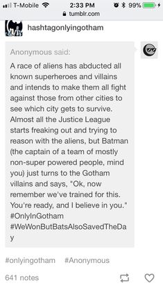 I kinda wanna write a story about this. I kinda wanna write a story about this. Im Batman, Batman Robin, Dc Memes, Fandoms, Batman Family, Detective Comics, Young Justice, Nightwing, Star Wars