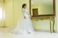 Wedding Gau mirror