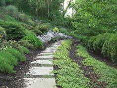 flagstone pathway | Flagstone Pathway, Walkway, Stone Path