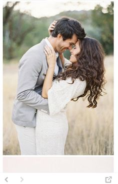 Different poses for engagement pictures