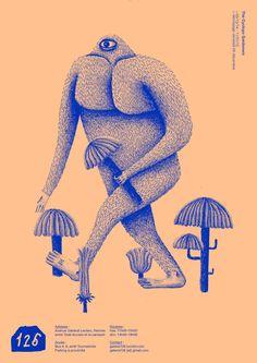 """THE CYCLOPS GARDENERS05 déc. 2014—11 jan. 2015Vernissage le vendredi 5 décembre,à partir de 18h30.Benoit Leray part de Rennes en 2015 et quitte donc aussi la maison du 126. C'est l'occasion pour lui de faire une """"expo d'au revoir"""" à la galerie en..."""