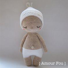 Hoki patrón de ganchillo por Amour Fou por AmourFouCrochet en Etsy
