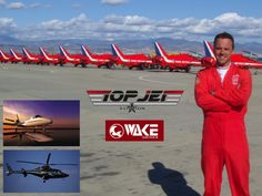 Top Jet Aviation is a UK-based aircraft sales and charter business with a global presence. Founded by Jas Hawker, former leader of the world famous Red Arrows display team, their global team of former fighter pilots bring energy, passion, the highest levels of customer service and attention to detail to ensure that we not only meet but exceed your expectations. Wake Drinks role in the partnership is to facilitate in providing support to Top Jet Aviation at it's future VIP Events, Shows…