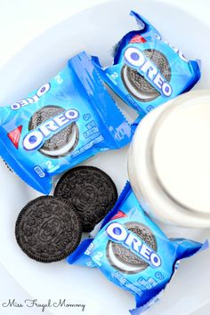 Satisfy Your Sweet Tooth On-The-Go With An OREO 2-pack @Oreo #sponsored #OREOmultipack #CleverGirls