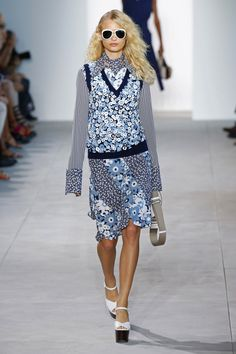 Michael Kors | Ready-to-Wear Spring 2017 | Look 4