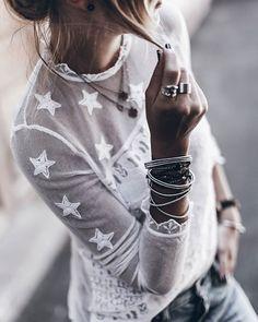 stars & lace