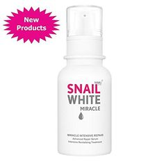 SNAIL WHITE Miracle Intensive Repair Serum 30ml. 35€