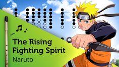 The Raising Fighting Spirit (Naruto) on Tin Whistle D + tabs tutorial Musica Do Naruto, Tin Whistle, Sheet Music, Music Sheets, Raising, Irish, Spirit, Entertaining, Songs