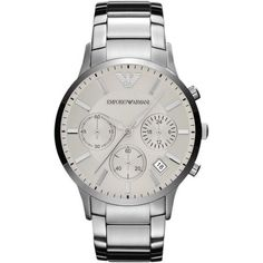 Emporio Armani Mens Watch AR2458  Visit:https://www.watchista.co.uk/collections/armani-men/products/emporio-armani-mens-watch-ar2458