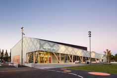 Gallery of Rotebro Sports Hall / White Arkitekter - 2
