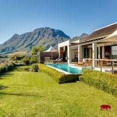 Das Delaire Graff ist ein erstklassiges Wein-Estate mit Restaurant, Hotel und Spa zwischen Stellenbosch und Franschhoek.