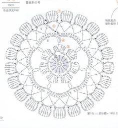 #ClippedOnIssuu from Crochet lacework flower design