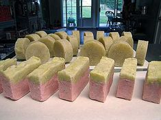 Could also be 'for the home'! This is the BOMB. I've made soap before & it was kinda a pain, but this is sooo easy.
