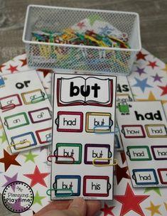 Kindergarten Sight Words Pre K Sight Words, Sight Word Spelling, Sight Word Flashcards, Sight Word Worksheets, Sight Word Games, Sight Word Activities, Alphabet Activities, Spelling Ideas, Reading Activities