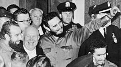 Actualidad Actualidad El día que Fidel Castro visitó Nueva York y los hoteles no lo admitían