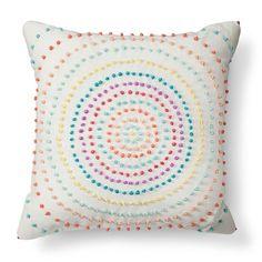 Xhilaration® Texture Knot Circle Decorative Pillow