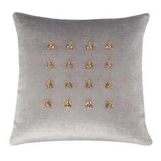 Bellatrix III Scatter Cushions, Throw Pillows, Bellatrix, Beetle, Fabric, June Bug, Tejido, Toss Pillows, Beetles