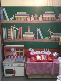 This fantastic Book Corner Bookshelves Display Pack contains a selection storybook-themed display resources - perfect for your classroom reading corner. School Displays, Classroom Displays, Classroom Decor, Reading Display, Shelf Display, Display Ideas, Reading Corner Classroom, Corner Bookshelves, Shabby