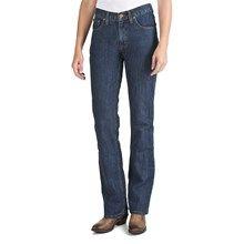 Cruel Girl Dakota Stretch Jeans - Relaxed Fit, Bootcut (For Women) in Medium Stonewash - Closeouts