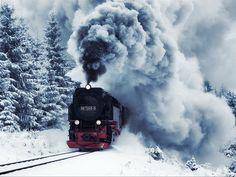 train animated gif