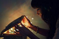 hidden #treasure in a #magic box :)