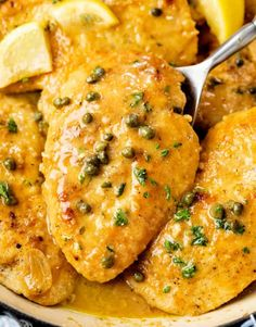 This easy Chicken Piccata recipe has plenty of creamy lemon garlic sauce to go around. It's made from a white wine reduction and a uses finishing technique from top restaurant chefs! #recipeswithchicken #italianrecipes #familydinnerideas #pasta Easy Chicken Recipes, Healthy Chicken, Recipes With Chicken Tenders, Easy Chicken Tenderloin Recipes, Healthy Lemon Chicken Recipe, Pasta Recipes, Keto Chicken Thigh Recipes, Chicken Recepies, Chicken Marinade Recipes