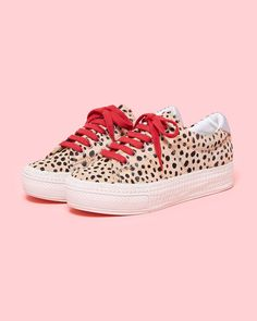tala sneaker - cheetah by Dolce Vita at Bando $98