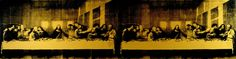 Andy Warhol The Last Supper, Acrylic and silkscreen ink on linen, 78 x 306 in. x cm) Andy Warhol, Pittsburgh, Pop Art, Modern Art, Contemporary Art, Craft Quotes, Easter Art, Last Supper, Creative Skills