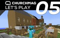 Minecraft: Let's Play #5 – Pranked & Italian Apartments