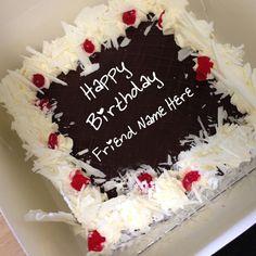 27 Best Birthday Name Images Cakes Happy Cake