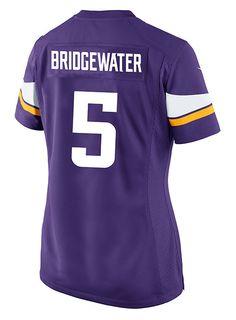 8bce8a8f42d Ladies Teddy Bridgewater Jersey | Womens Teddy Bridgewater Minnesota  Vikings Jerseys Teddy Bridgewater, South Dakota