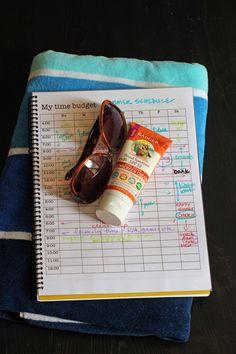 Plan for Summer Fun | Life as MOM
