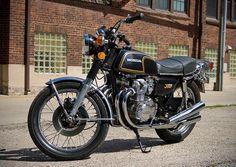 Honda CB350F. want.