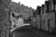 Castle Combe, England via Charles Luck Perspectives. Photos by Robin Sondergaard.
