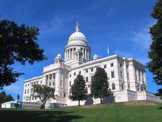 Rhode Island State Capitol ~ Providence, Rhode Island