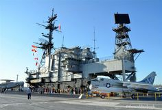 Visiting the USS Midway Museum with Kids - San Diego, CA