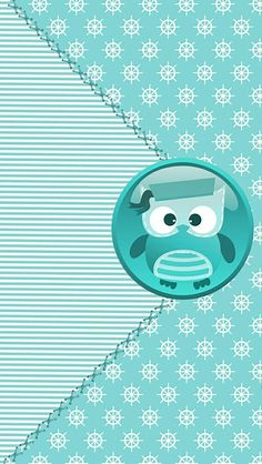 Teal & Owl wallpapers for that fresh & light vibe. Teal Owl Wallpaper, Matching Wallpaper, Iphone Wallpaper, Paper Owls, Picture Sharing, Cute Owl, Try It Free, Cover Photos, All The Colors