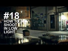 Shooting Images in Low Light? 4 Important Things to Keep in Mind