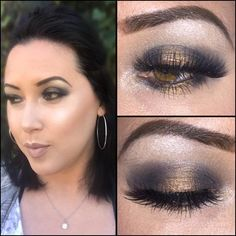 Younique eyeshadow palette #4