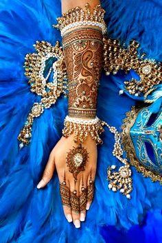 Celebrity Mehndi Designs 2014-2015 | Best Bridal Fancy Mehndi/Henna Design by ASH KUMAR - She9 | Change the Life Style
