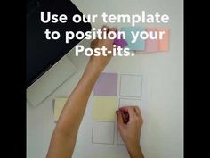 Learn how printing on post-its will pretty much change your classroom life. Get free Post-it templates for rubrics, observation notes, and more. Hebrew School, Spanish Lesson Plans, Teacher Boards, School Librarian, Classroom Organization, Classroom Management, Preschool Classroom, Classroom Ideas, Beginning Of School