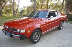 1976 Toyota Celica GT Liftback... I really want this one!